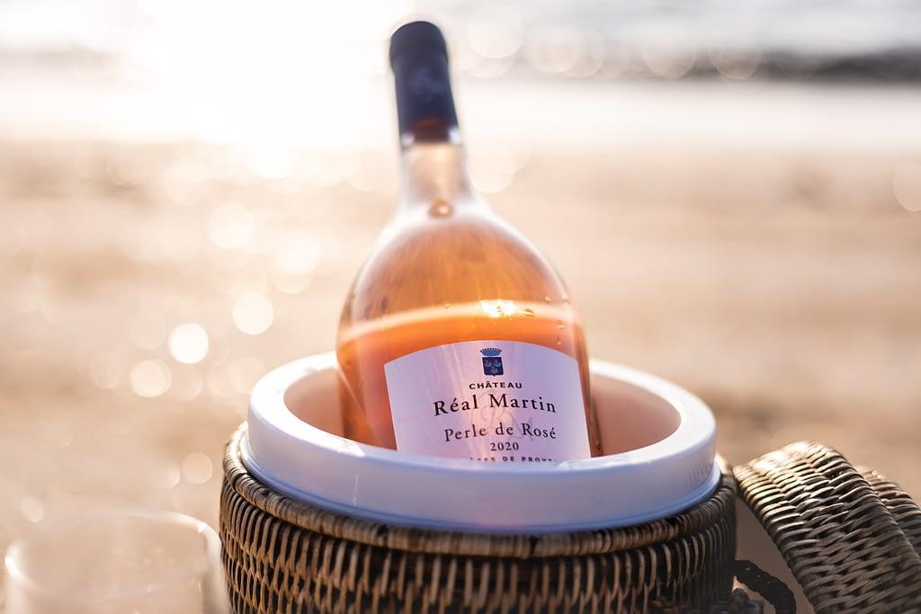 Château Réal Martin - Perle de Rosé