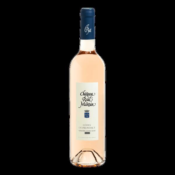 Grande Cuvée Rosé 2020 - Château Réal Martin