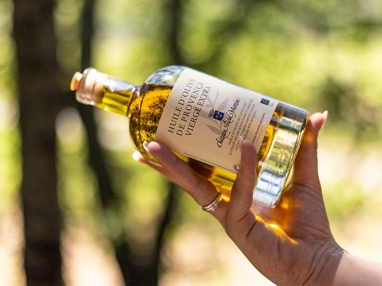 Huile d'olive Château réal martin